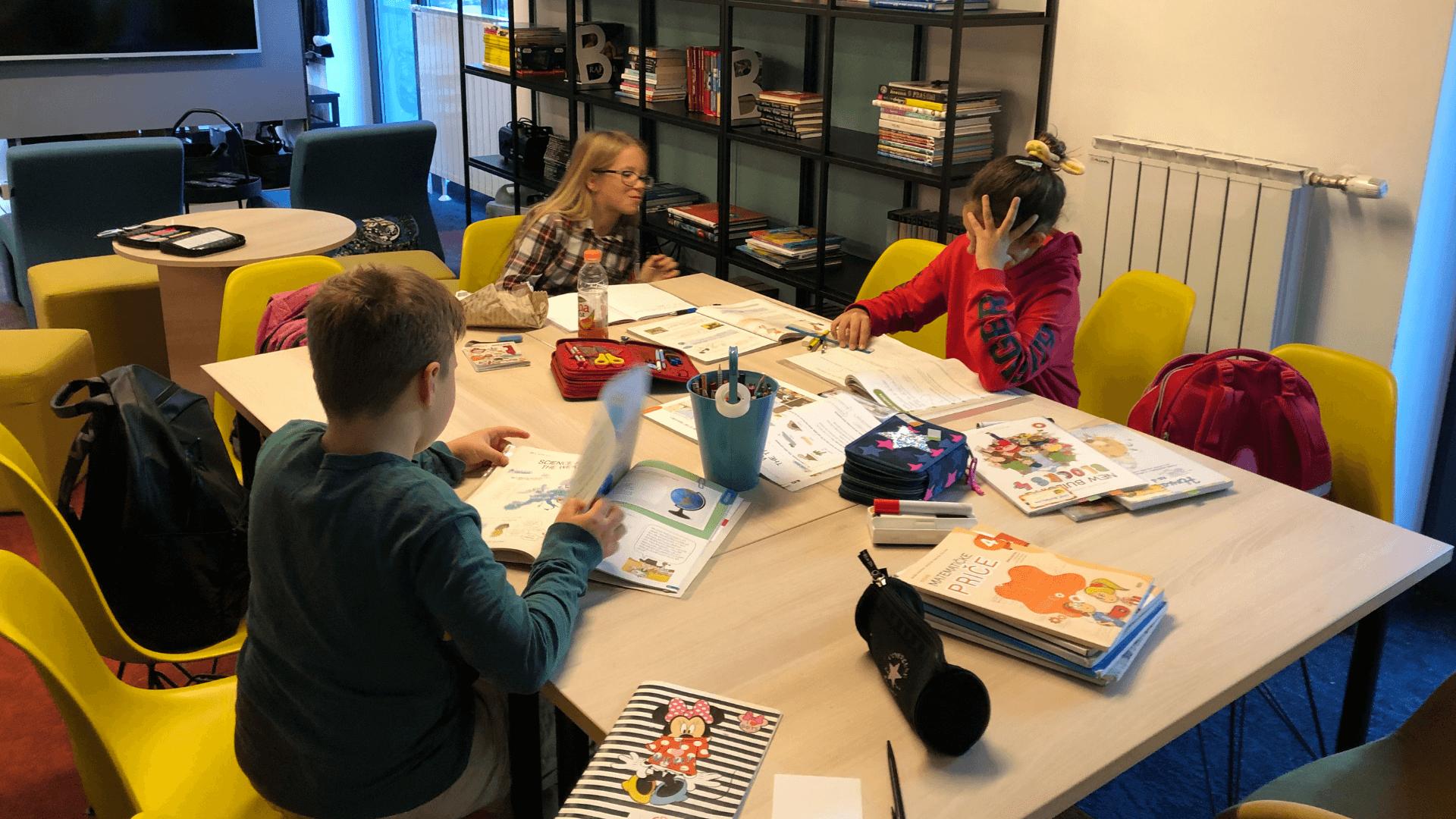 Obrnuta učionica - Poduke - Produženi boravak
