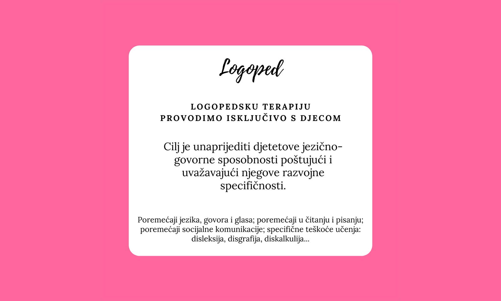 Obrnuta učionica - Novosti - Logoped