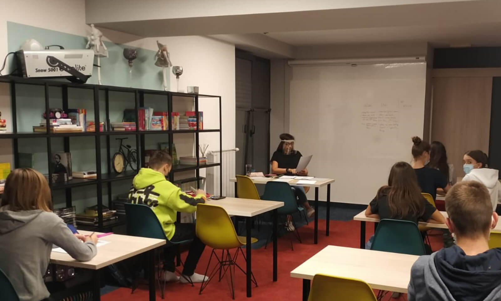Obrnuta učionica - Poduke - Konverzacijski engleski