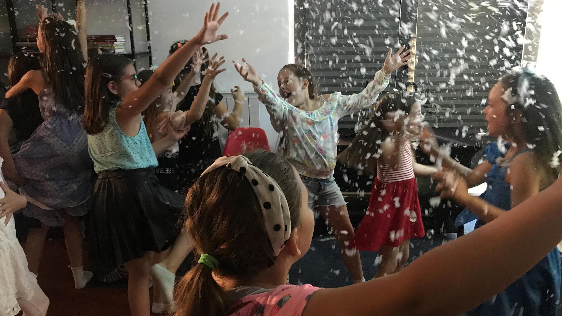 Obrnuta učionica - Rođendani - Disco Dance