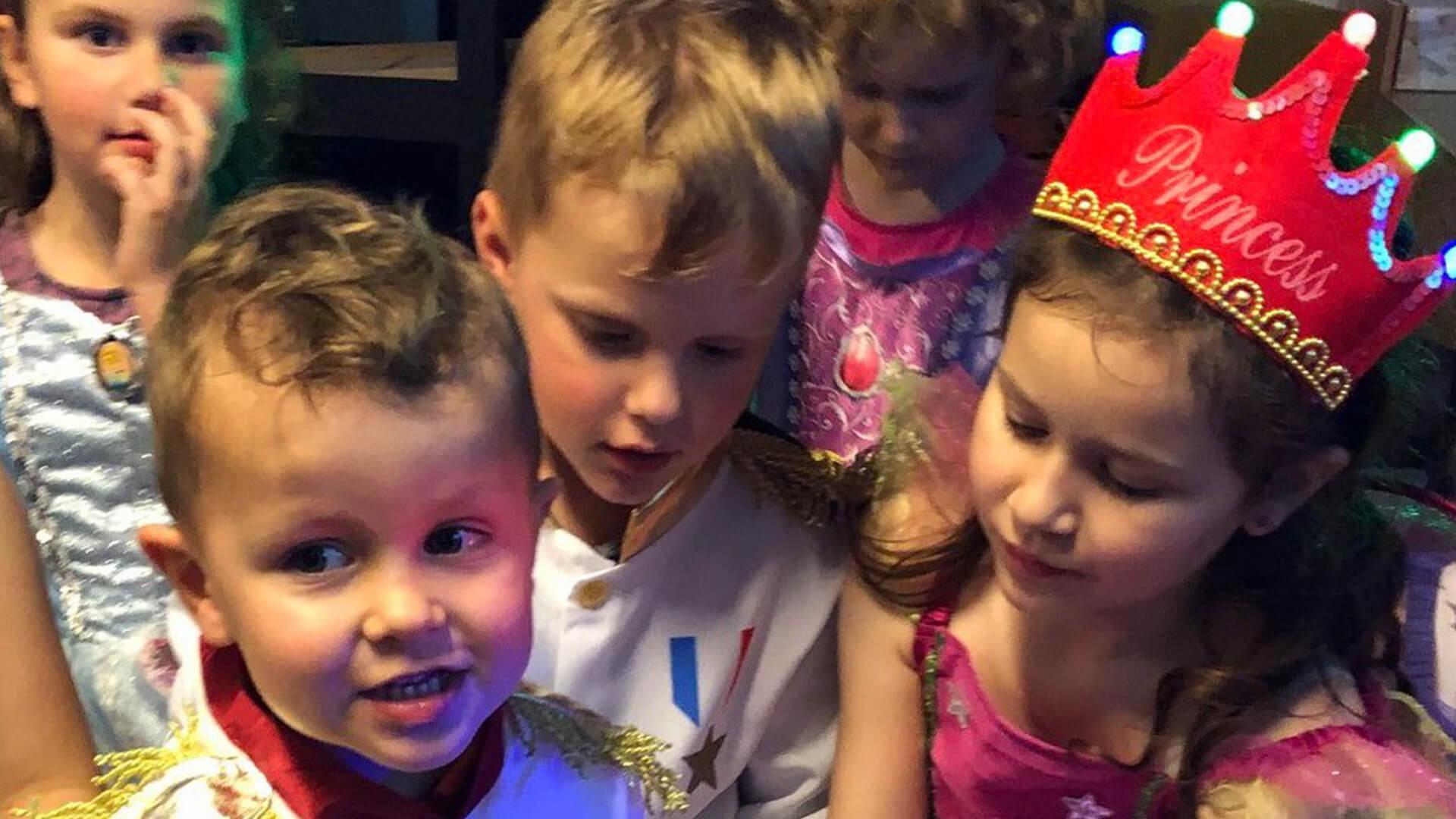 Obrnuta učionica - Rođendani - Fairytale