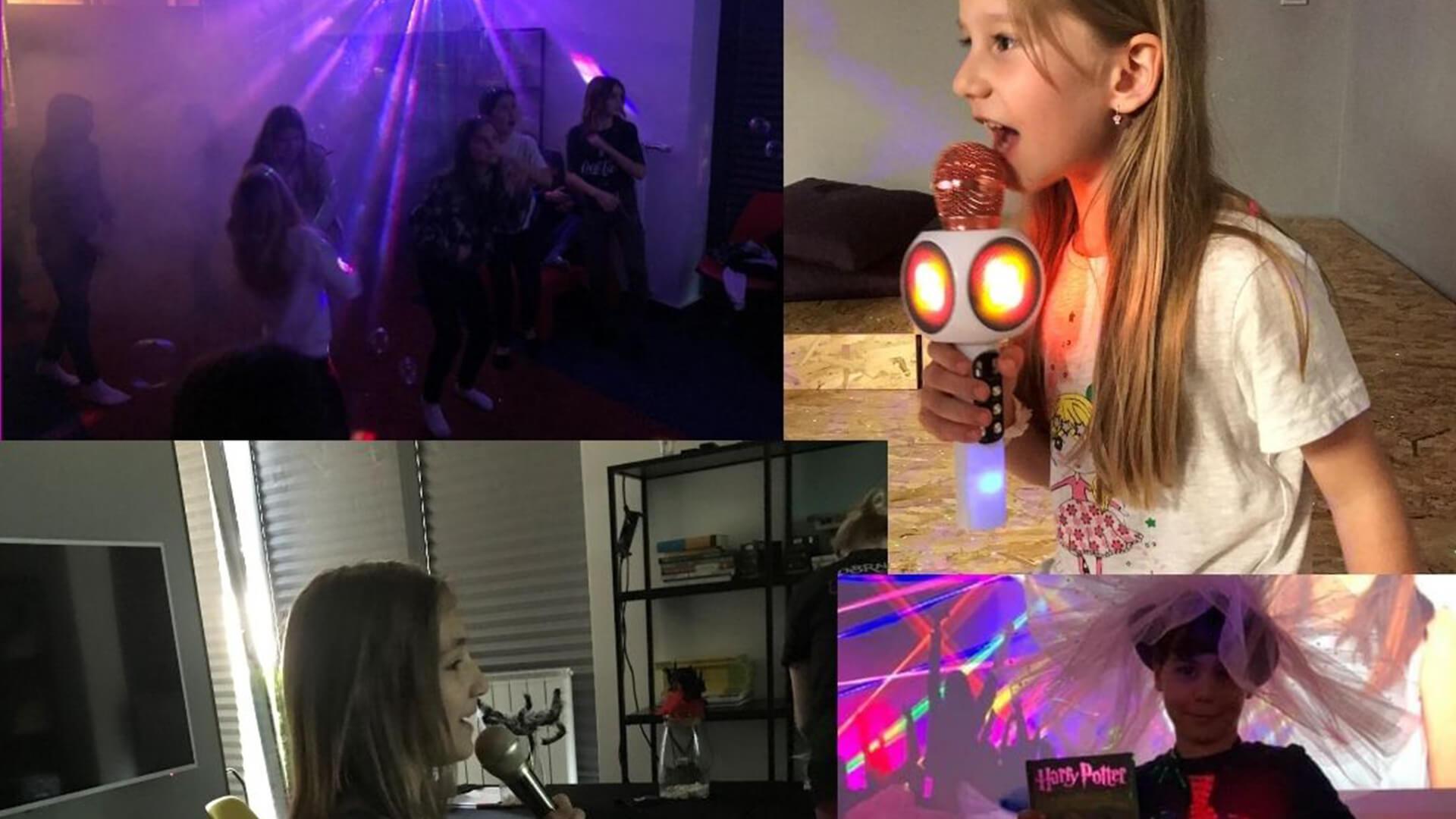 Obrnuta učionica - Rođendani - Karaoke